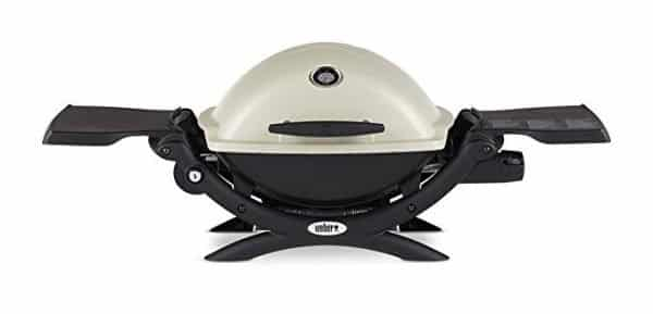 Weber Q1200 - Best Portable Propane Grills for RV
