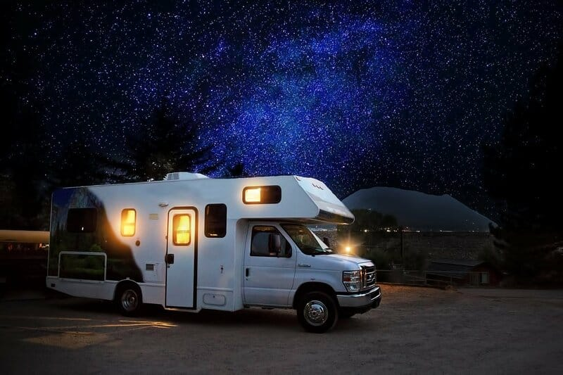 Can you live in an RV legally